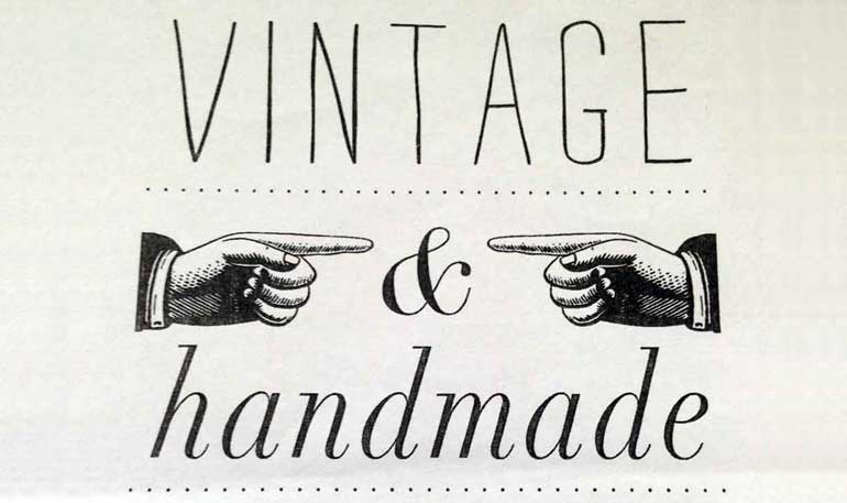 Vintage craft fair
